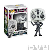 Funko Pop! Disney: Nightmare Before Christmas -  Day of the Dead Jack Skellington - Vinyl Figure