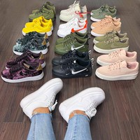 Nike Air Force 1 Jester XX White Womens Leisure board shoes