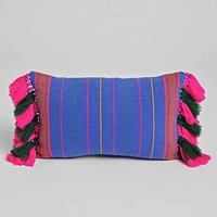 Magical Thinking Tulum Pillow- Purple One