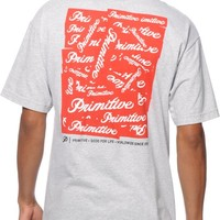Primitive All Over T-Shirt