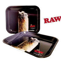 "Raw Bentley 13""x11"" Rolling Tray"