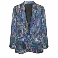Cynthia Rowley - Fitted Blazer | Jackets & Outerwear by Cynthia Rowley