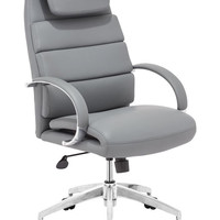 ZUOmod Lider Comfort Office Chair - Black, White or Gray
