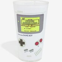 Nintendo Game Boy Cold Reveal Pint Glass