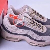 DCCKIG3 Nike Air Max 95 'Gray' Men Sneaker
