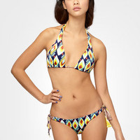 Volcom Vintage Finds Reversible Swimsuit