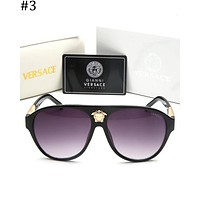 Versace 2018 new fashion sunglasses fashion sports polarized color film sunglasses F-ZXJ #3