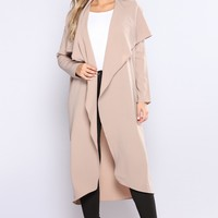 Brynn Duster - Taupe