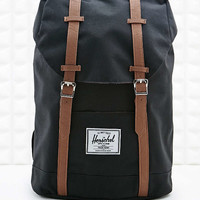 Herschel Supply co. Retreat Backpack in Black - Urban Outfitters
