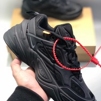 Nike Off-White Air Monarch the M2K Tekno off Men's and women's cheap nike shoes
