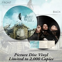 Collide With The Sky Picture Disc / Digital Download Bundle : FEAR : MerchNOW