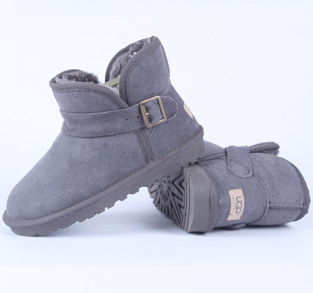 """Image of """"UGG"""" Women Trending Fashion Wool Snow Boots"""