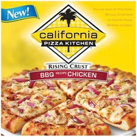 California Pizza Kitchen: Rising Crust BBQ Chicken Recipe Pizza, - Walmart.com