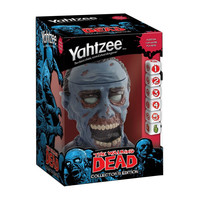The Walking Dead Collectors Edition Yahtzee Game