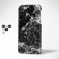 Black Marble iPhone 6 Case,iPhone 6 Plus Case,iPhone 5s Case,iPhone 5C Case,iPhone 4s Case,Samsung Galaxy S5/S4/S3/Note 3/Note 2 Case White