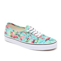 Vans Authentic Van Doren Flamingo Shoes - Mens Shoes - Purple