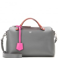 By The Way leather tote