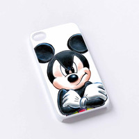 mickey mouse art iPhone 4/4S, 5/5S, 5C,6,6plus,and Samsung s3,s4,s5,s6