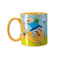 Adventure Time Finn and Jake 20oz Coffee Mug