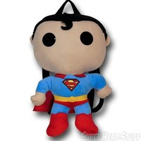 Superman Funko Figure Backpack