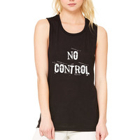 """One Direction """"No Control"""" Muscle Tee"""
