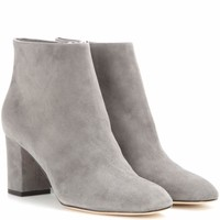 Liza suede ankle boots
