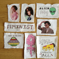 Cool Kid Patches