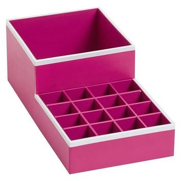 Jane Beauty Collection, 17 Compartment Organizer