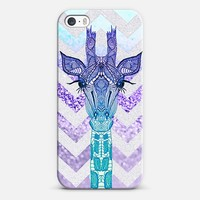 *** FUNKY GIRAFFE PURPLE TIFFANY *** iphone case iPhone 5s case by Monika Strigel | Casetify for iphone, Samsung Galaxy, HTC, Blackberry