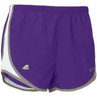 Nike TCU Horned Frogs Purple Ladies Tempo Shorts