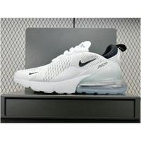 Nike Air Max 270 Trainers In White and Black AH8050-100