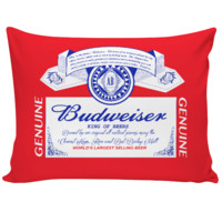Budweiser - Pillowcase