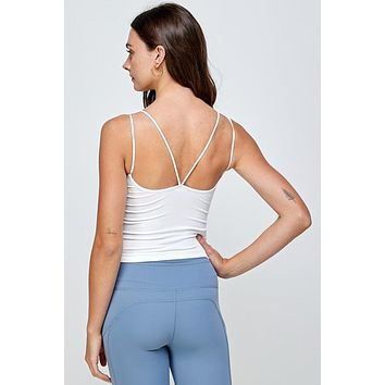 Strappy Padded Cami