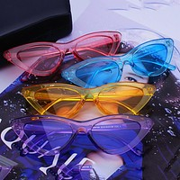 Transparent Retro Shades