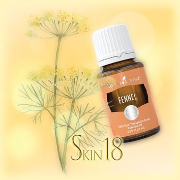 Fennel Essential Oil Single