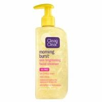 Clean & Clear Morning Burst Skin Brightening Oil-Free Facial Cleanser