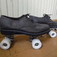FREE SHIPPING - Roller Skates/Quirky Shoes/Unique Roller Skates