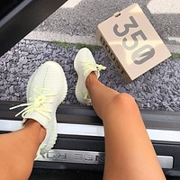 Adidas Yeezy Boost 350 V2 Butter Gym shoes
