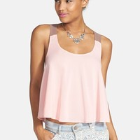 Mimi Chica Bow Back Tank (Juniors)