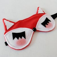 Lady FOX Sleep Mask Red Sleepmask