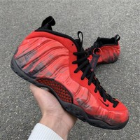 Nike Air Foamposite One Doernbecher Challenge Red Black Men Sneaker - Best Deal Online