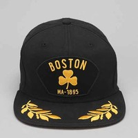 Goorin Boston Love Snapback Hat- Black One