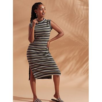 Known Supply Reighn Dress | Army
