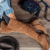 Warner Over the Knee Boot