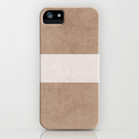 natural and white classic iPhone & iPod Case by her art