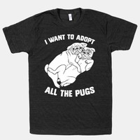 I Want To Adopt All The Pugs