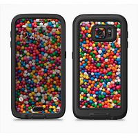 The Tiny Gumballs Full Body Samsung Galaxy S6 LifeProof Fre Case Skin Kit