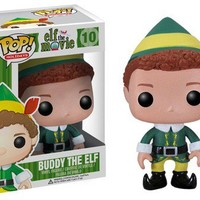 Buddy the Elf Pop! Vinyl Figure - Adorable Will Ferrell Elf Toy!  - Whimsical & Unique Gift Ideas for the Coolest Gift Givers