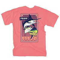 3 Saltwater Fish with Hooks Tee by Fripp Outdoors