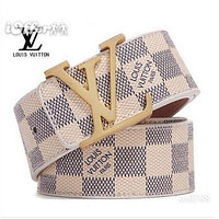 LOUIS VUITTON THE CLASSIC MEN AND WOMEN LEATHER BELTS